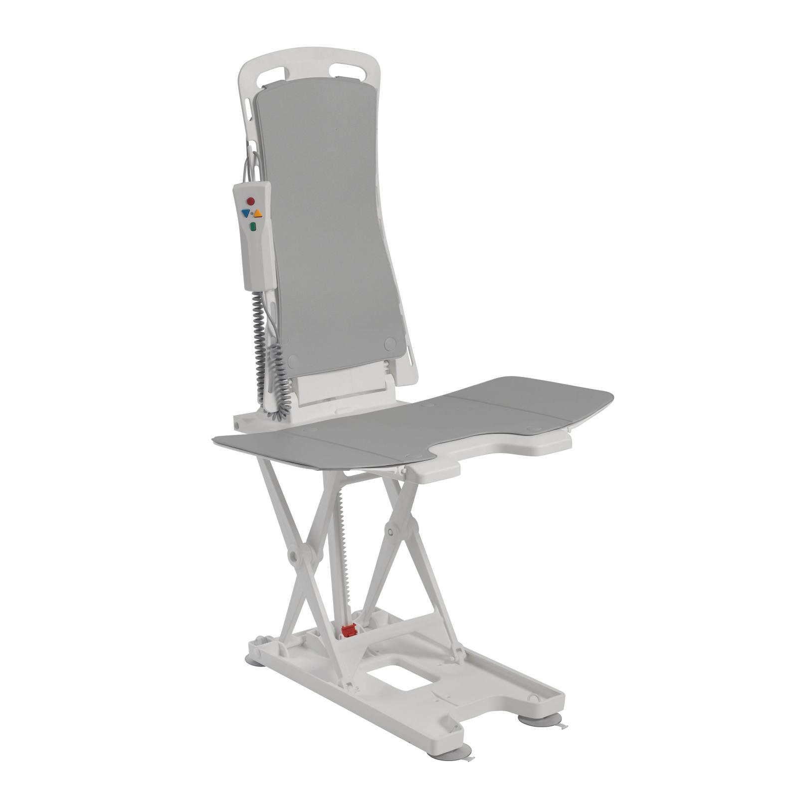 Drive Bellavita Auto Bath Tub Chair Seat Lift from Hawthorne Medical ...