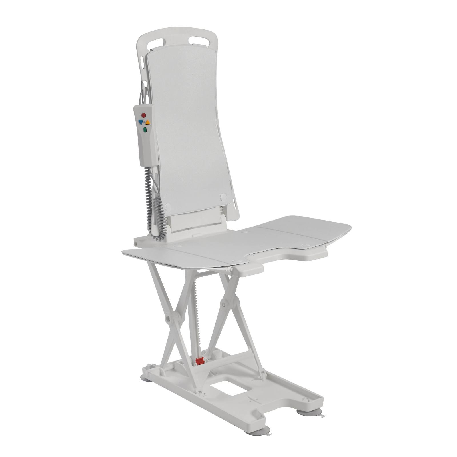 Drive Bellavita Auto Bath Tub Chair Seat Lift from Rick\'s Medical ...