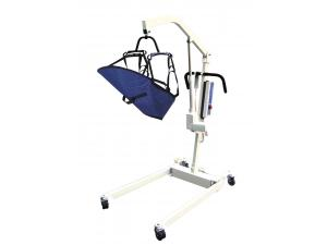 BARIATRIC BATTERY-POWERED LIFAND FOUR POINT CRADLE