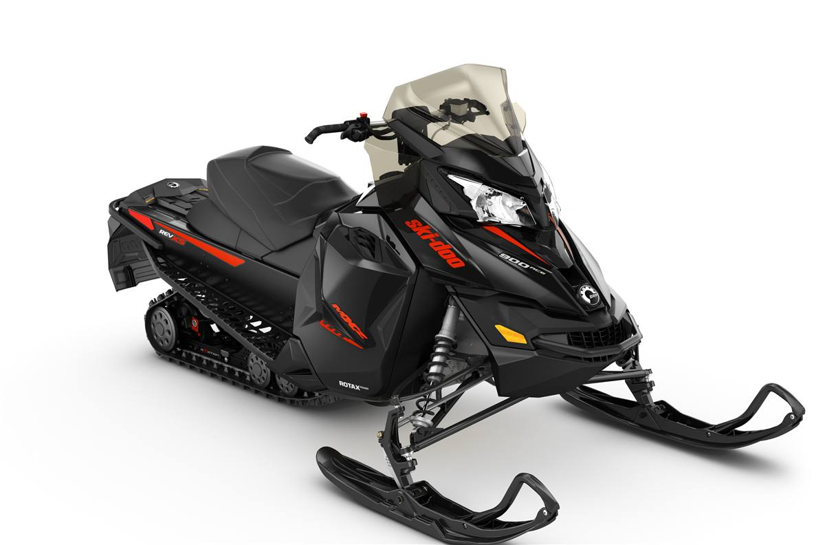 New Ski Doo Snowmobile Trail Models For Sale In Clintonville Wi