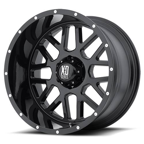 Xd820 Grenade Wheels For Sale In Clarion Pa Kerle Tire Company
