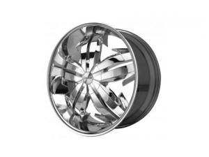 Marqi II Chrome Wheels