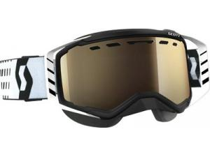 Scott USA Prospect SnowCross Goggle Orange//Black One size fits most Red Chrome