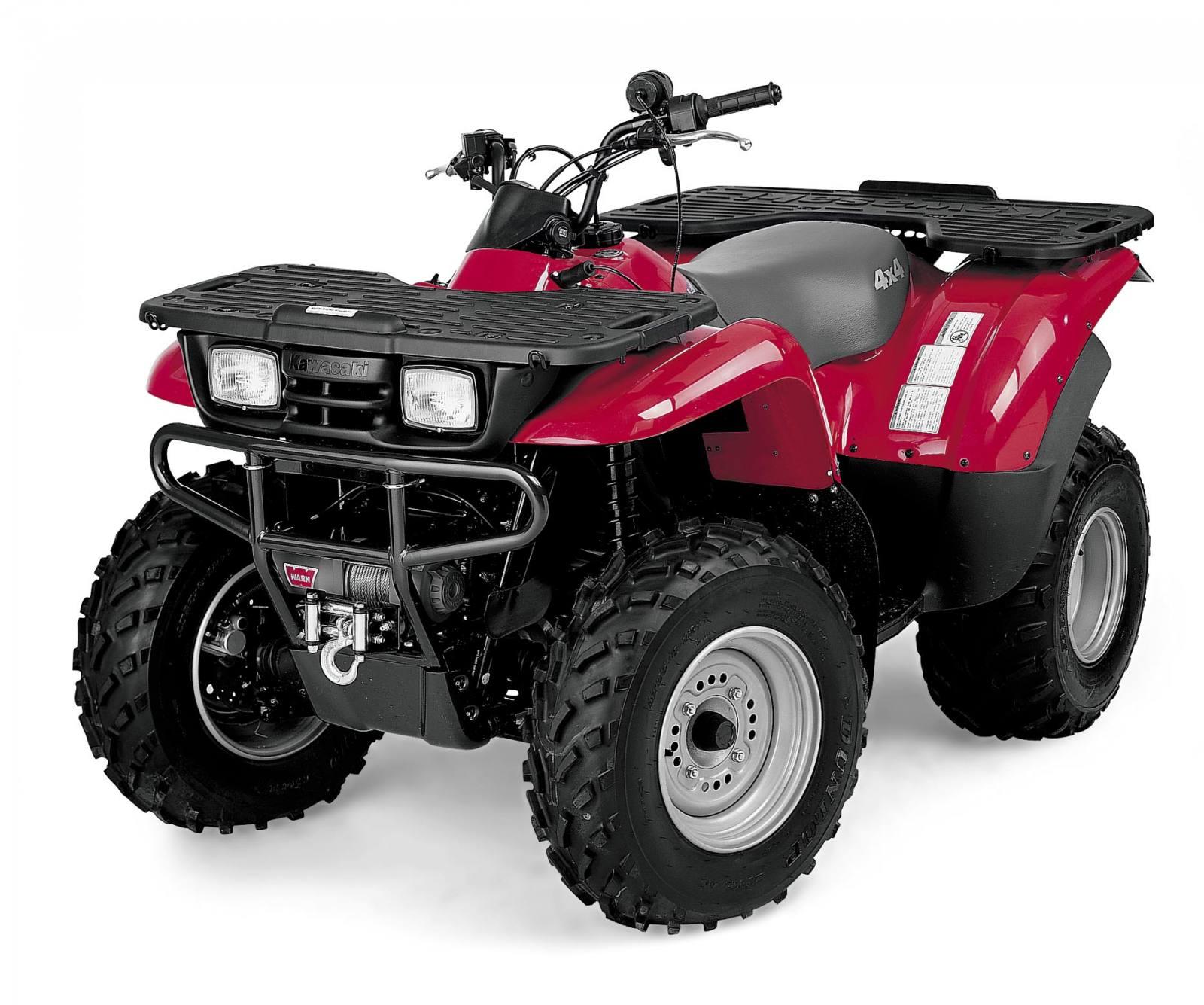 83405 Winch Mounting System Honda Big Red 700  Warn