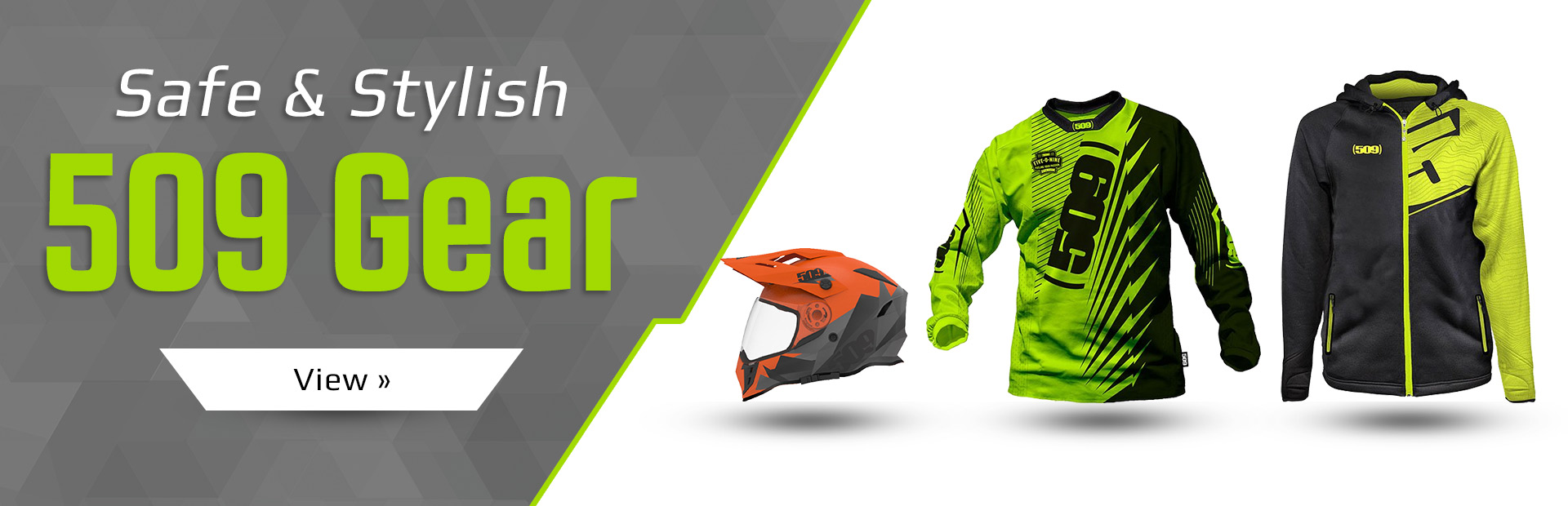 509 Gear: Click here to browse.