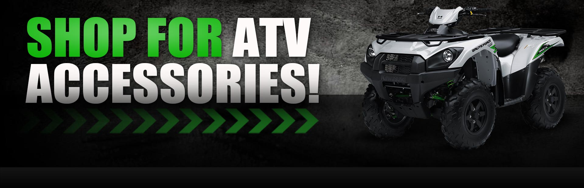 Click here to shop for ATV accessories.