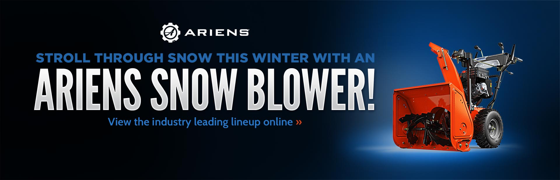 High Quality Ariens Snow Blowers