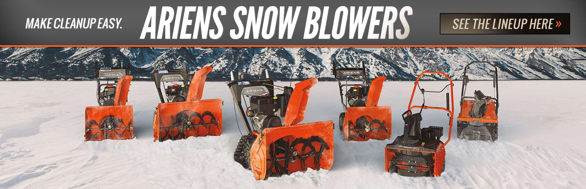 ariens owners manuals online