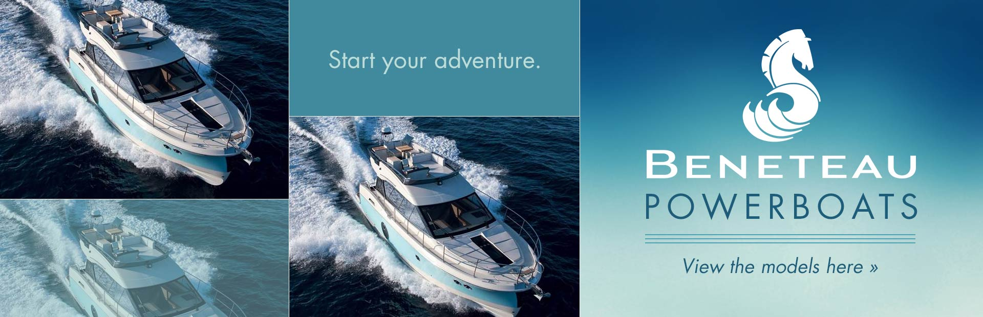 Beneteau Powerboats: Click here to view the models.