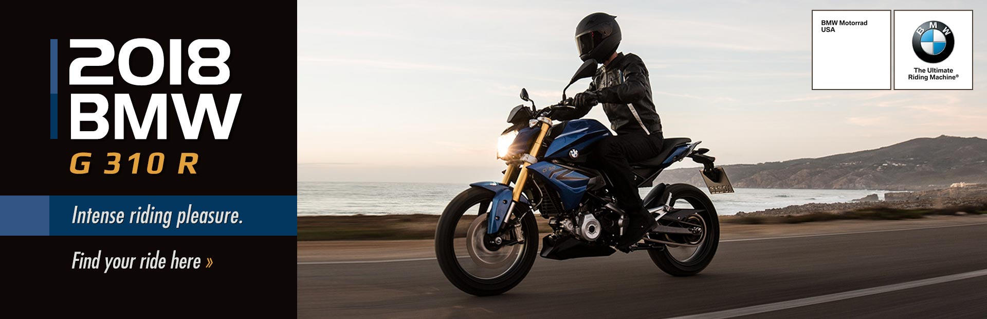 2018 BMW G 310 R: Click here for details!