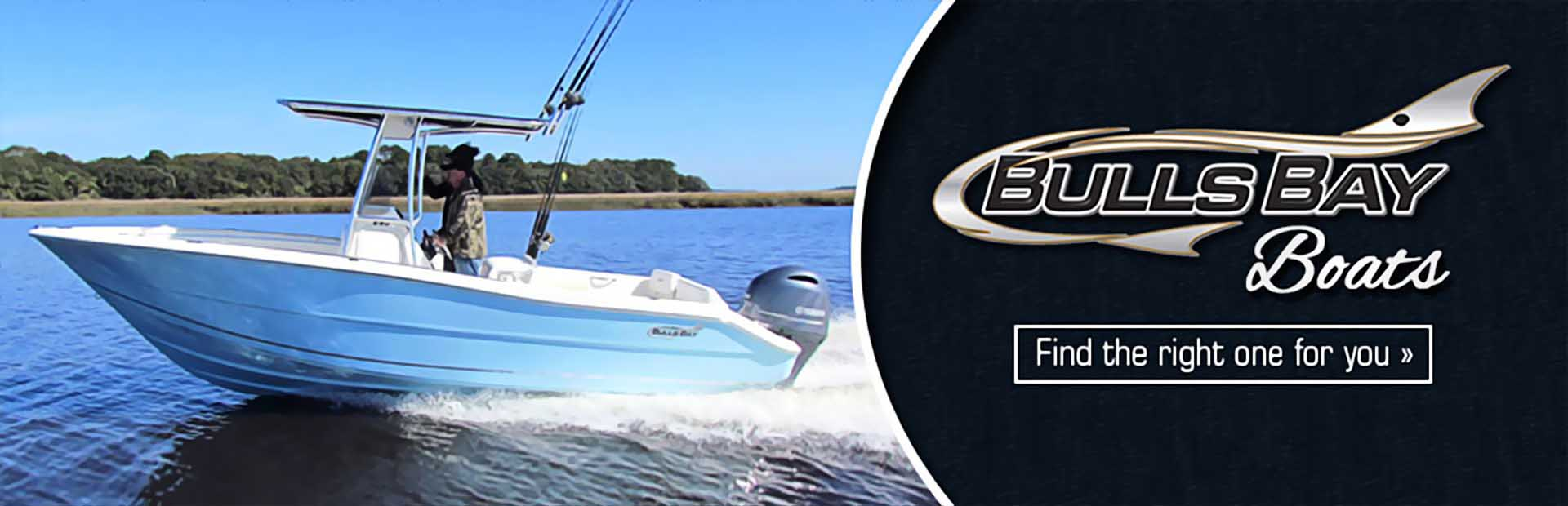 BullsBay Boats: Click here to view the models.