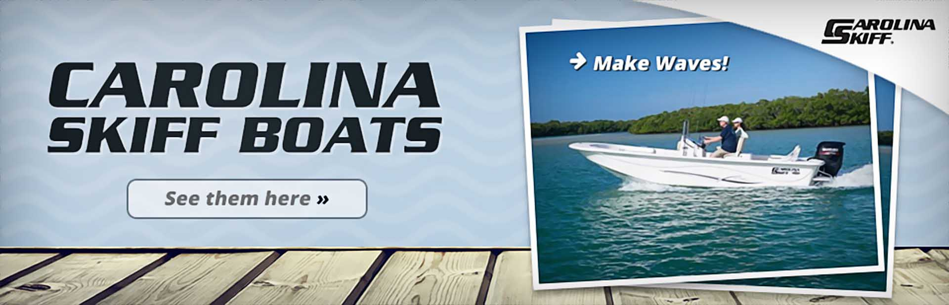 Carolina Skiff Boats: Click here to view the showcase!