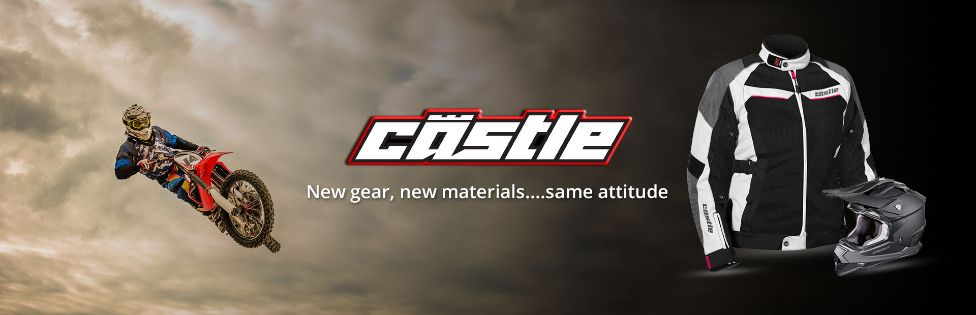 Click here to shop Castle X gear.