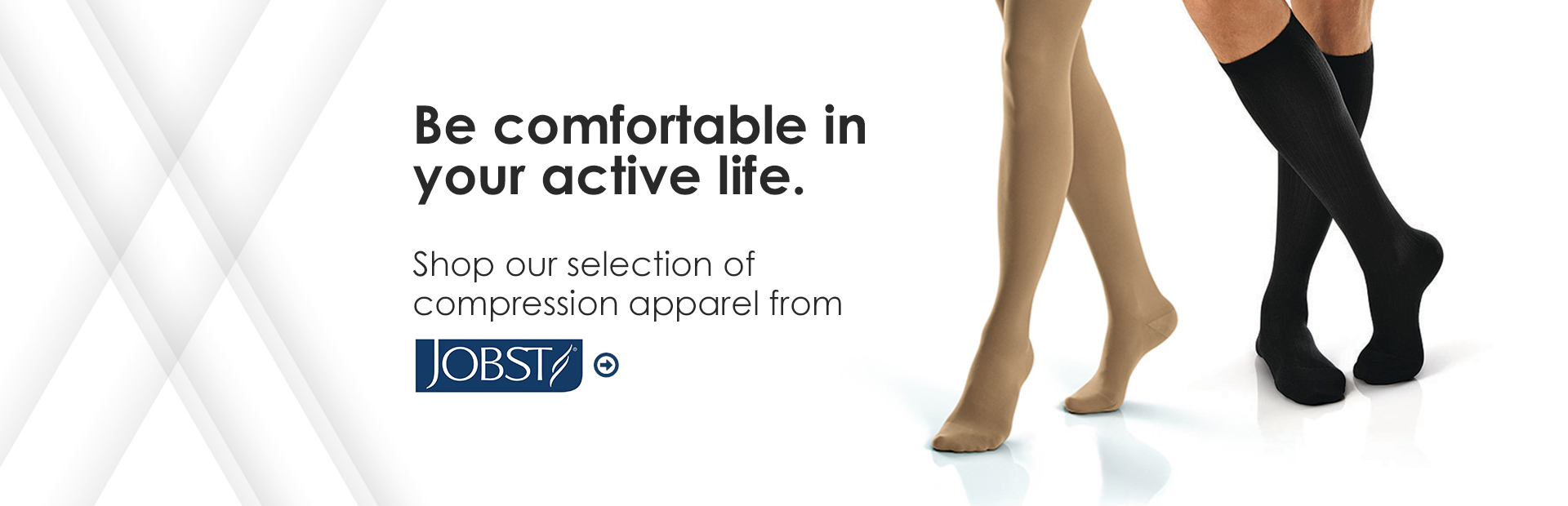 Shop our selection of compression apparel from JOBST.