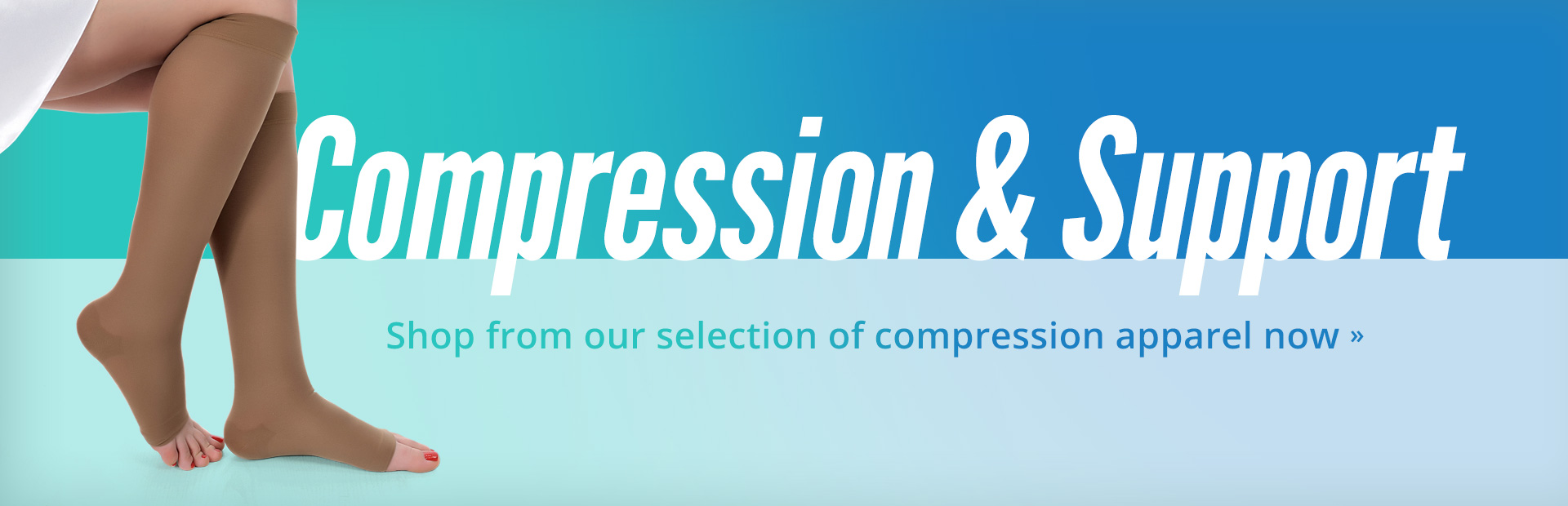 Click here to browse our selection of compression apparel.