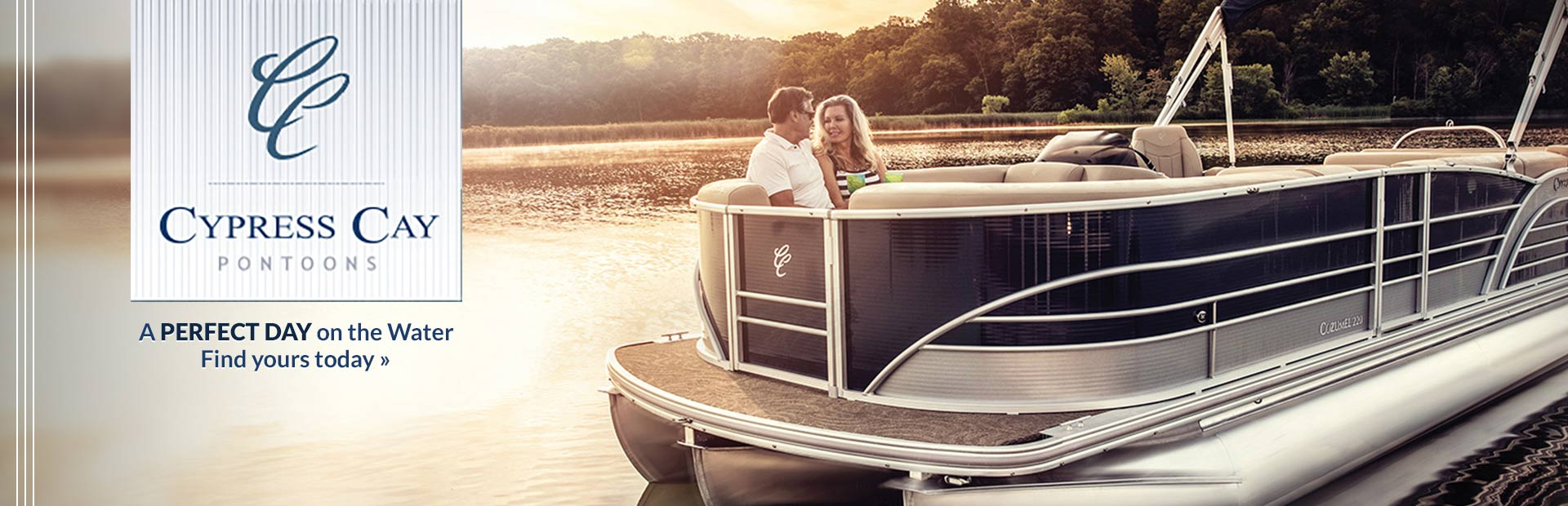 Cypress Cay Pontoons: Click here to view the models.