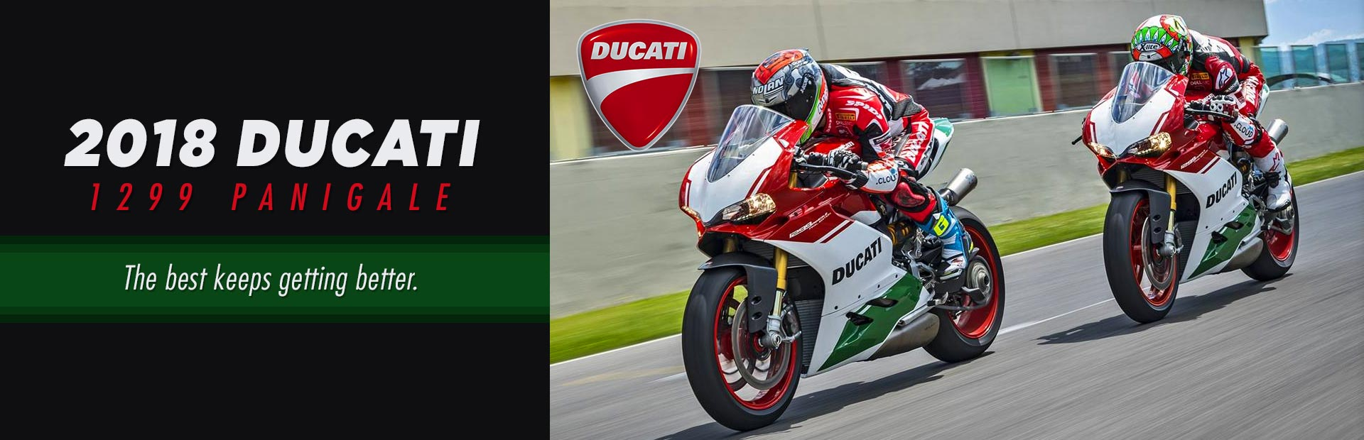 2018 Ducati 1299 Panigale: Click here to view the model.