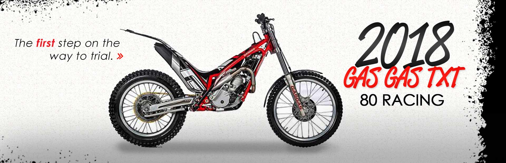 2018 GasGas TXT 80 Racing: Click here to view the model.
