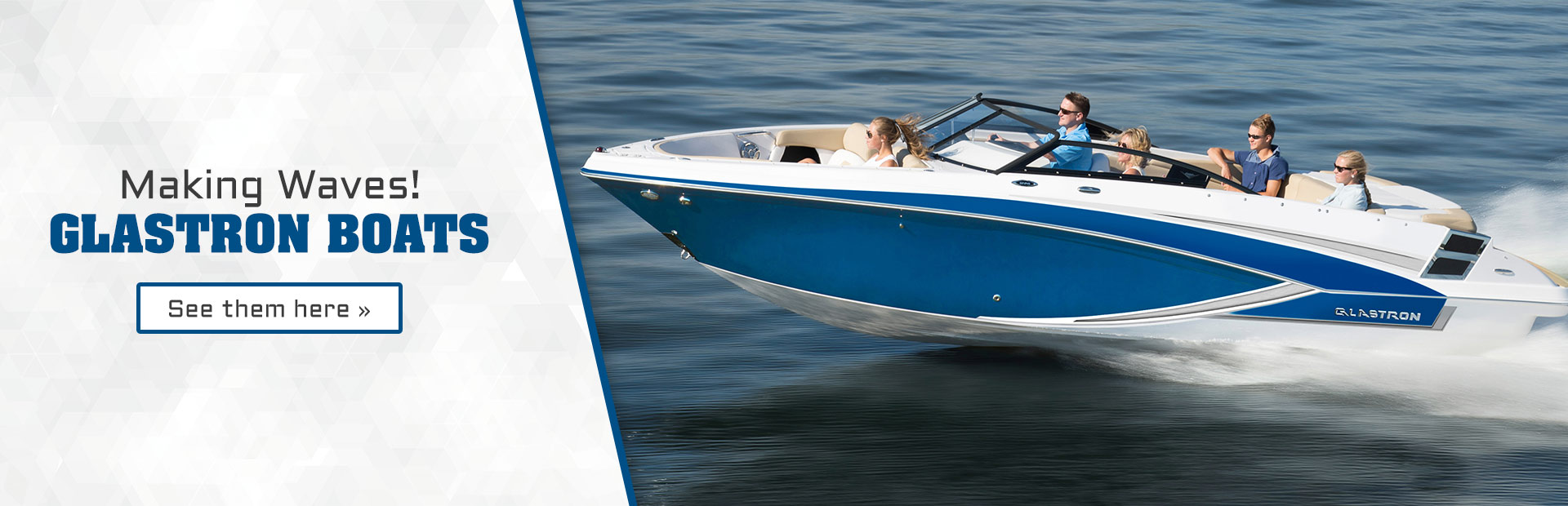 Glastron Boats: Click here to view the models.