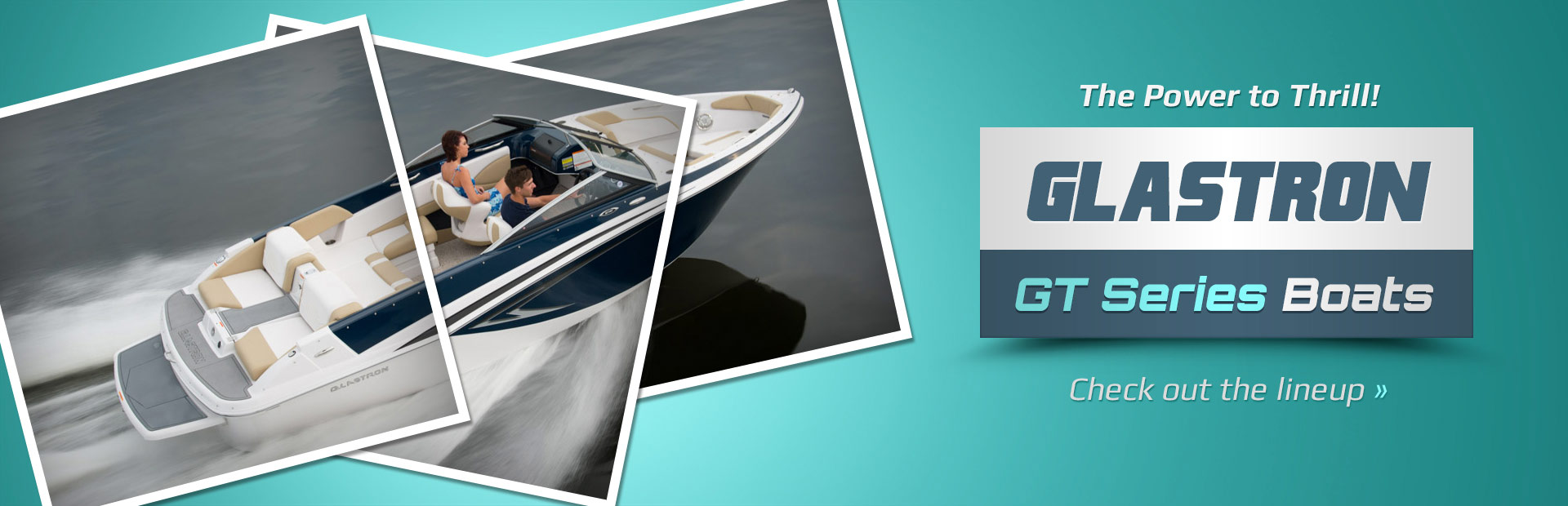 Glastron GT Series Boats: Click here to view the showcase!