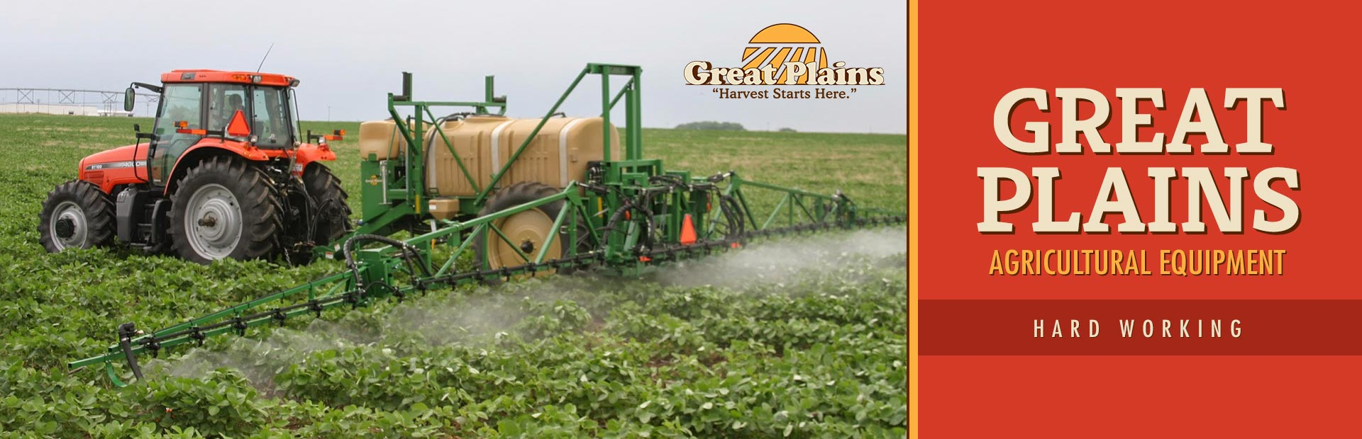 Great Plains Agricultural Equipment: Click here to view the models.