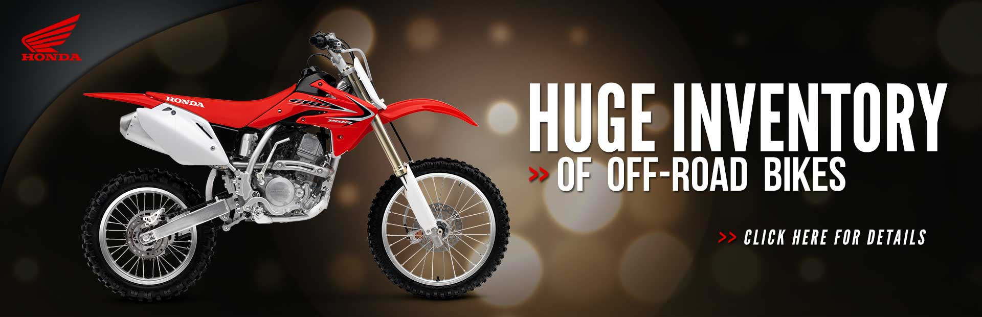 Dirt bikes for sale pittsburgh pa - We Have A Huge Inventory Of Honda Off Road Bikes