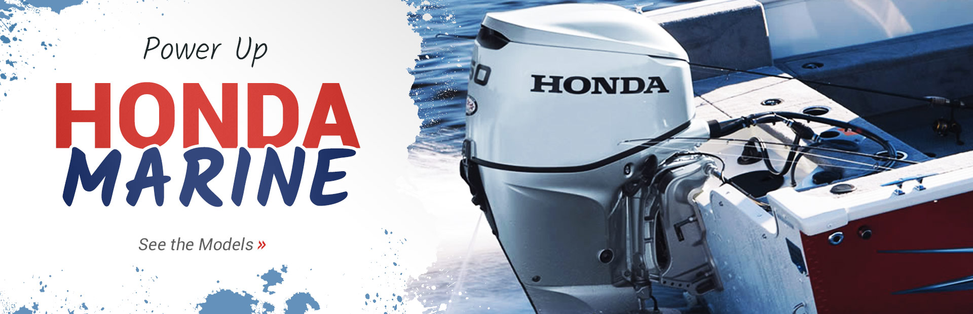 Honda Marine: Click here to view the models.