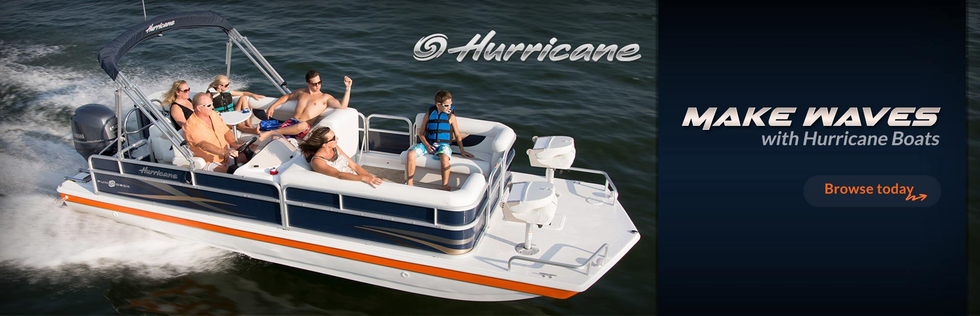 Hurricane Boats: Click here to view the models.