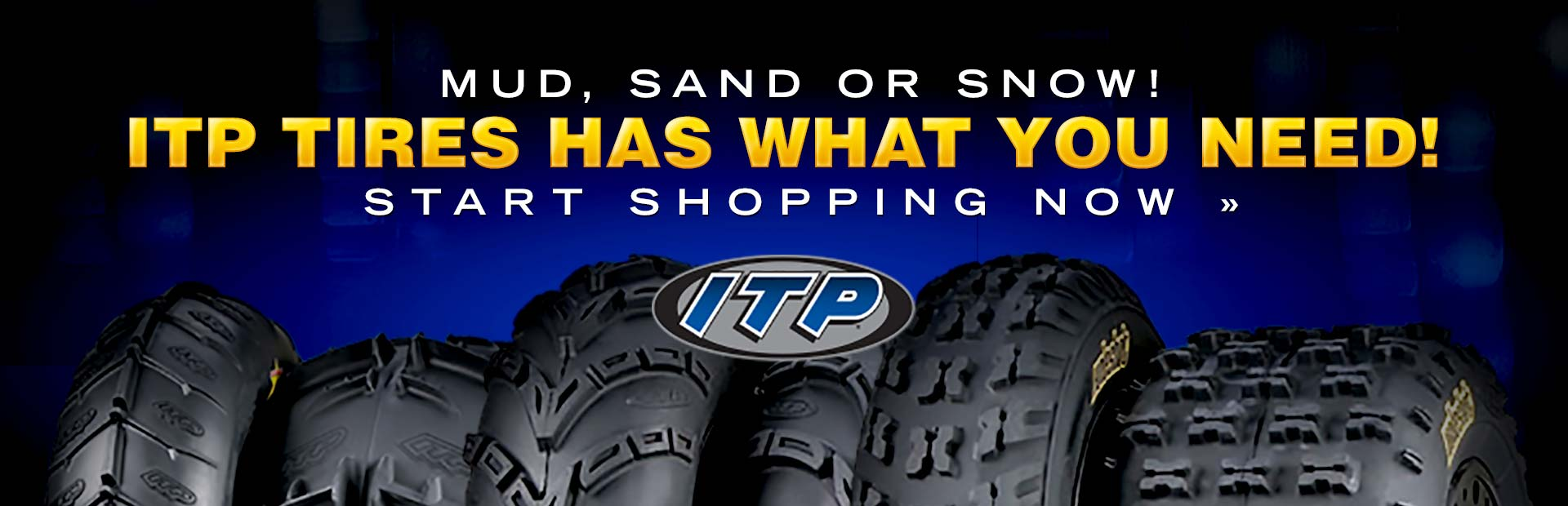 Click here to view ITP tires.