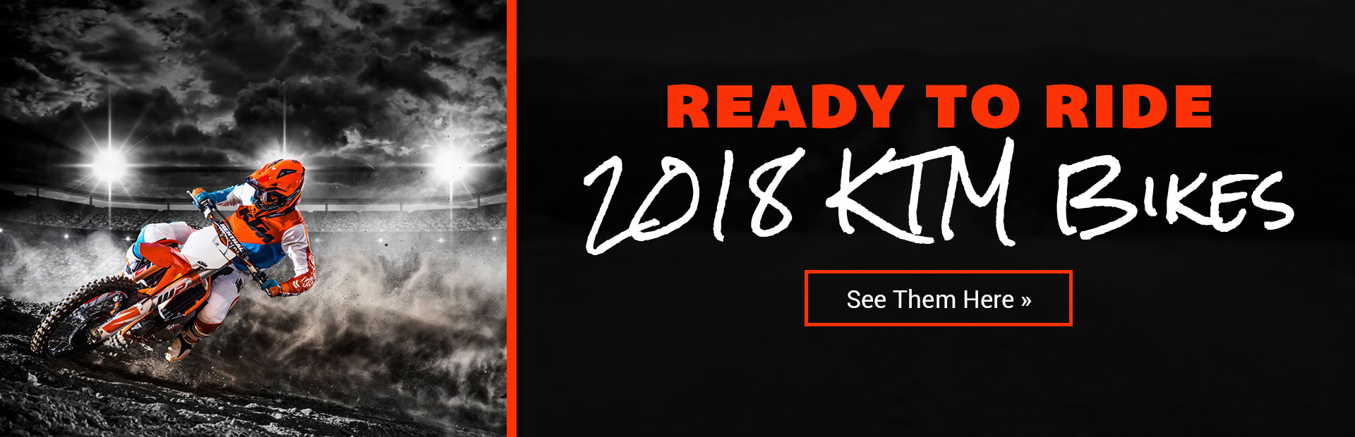 2018 KTM Bikes: Click here to view the models.