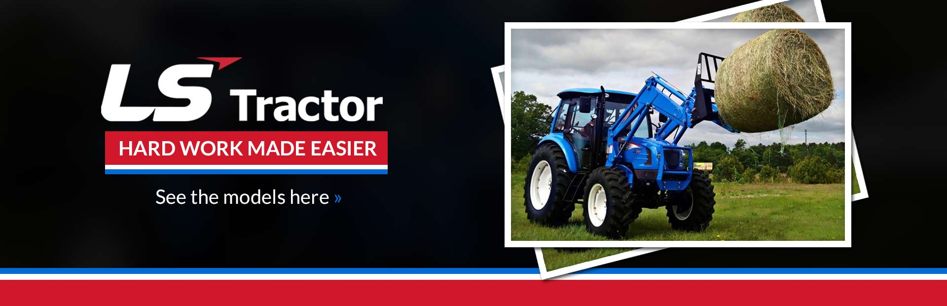 LS Tractors: Click here to view the models.