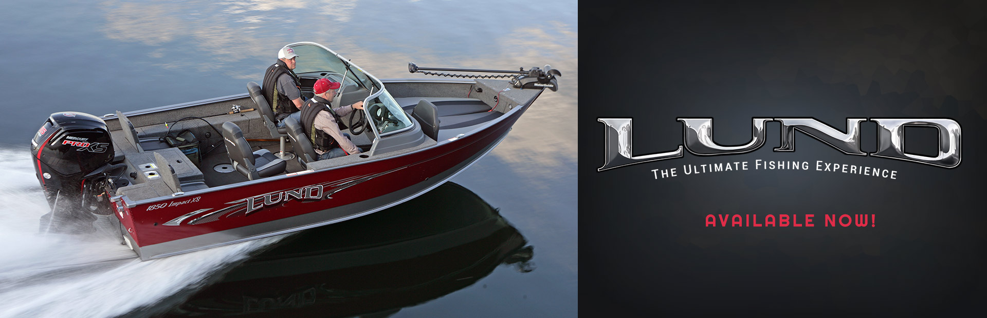 See the selection of Lund Boats