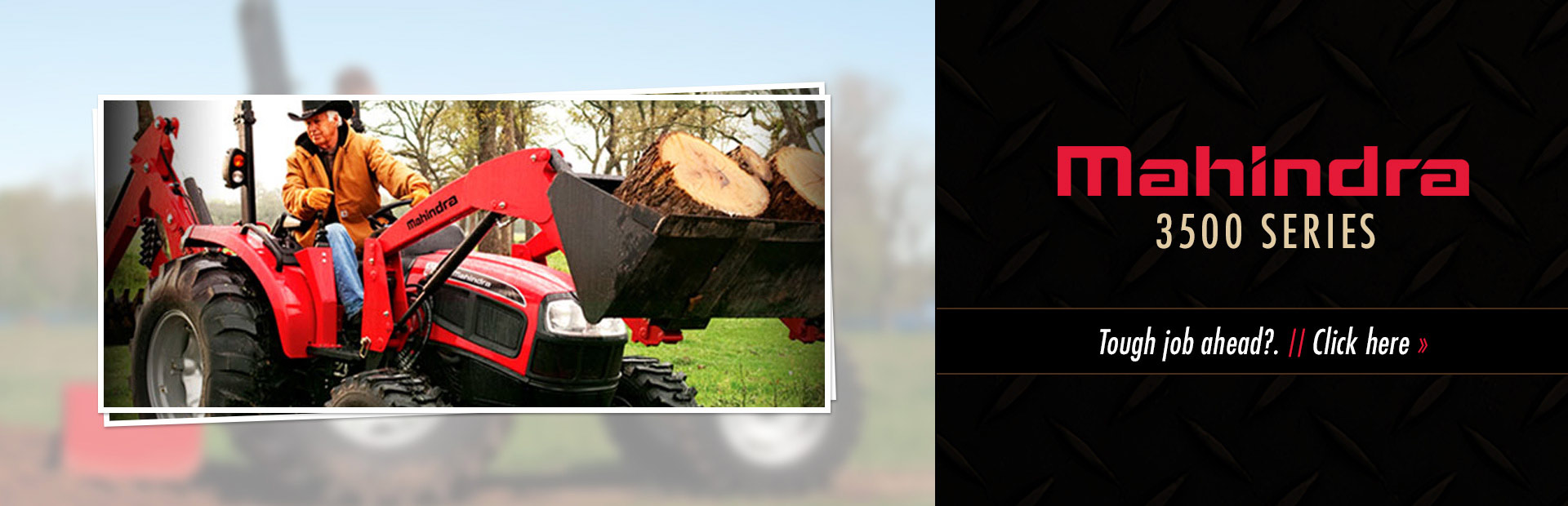 Click here to view our selection of Mahindra 3500 series tractors!