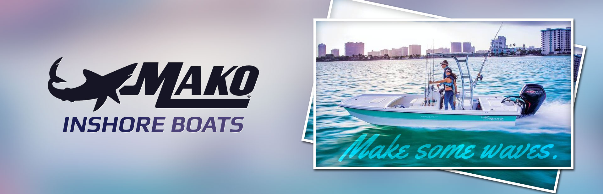Mako Inshore Boats: Click here to view the models.