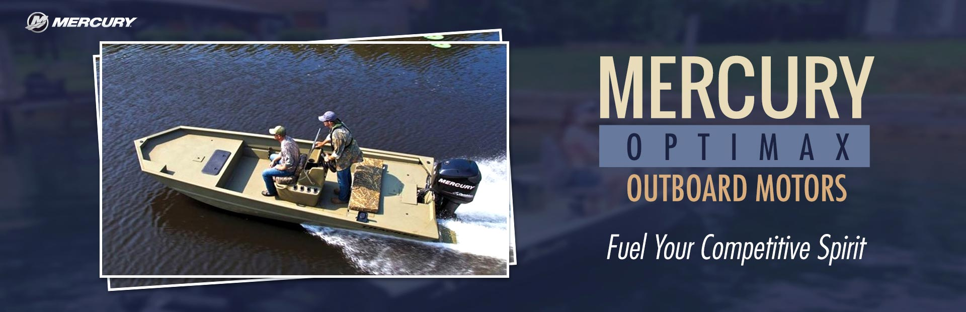 Mercury OptiMax Outboard Motors: Click here to view the models.