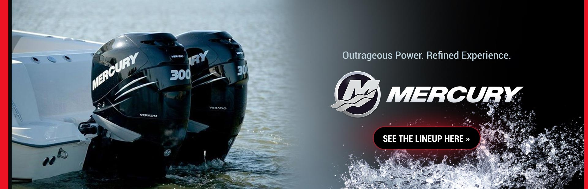 Mercury Outboard Motors: Click here to view the models.