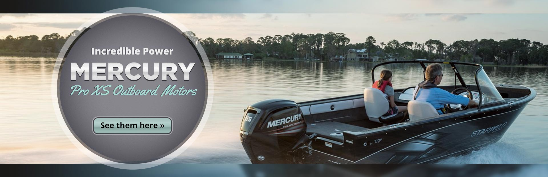 Mercury Pro XS Outboard Motors: Click here to view the models.