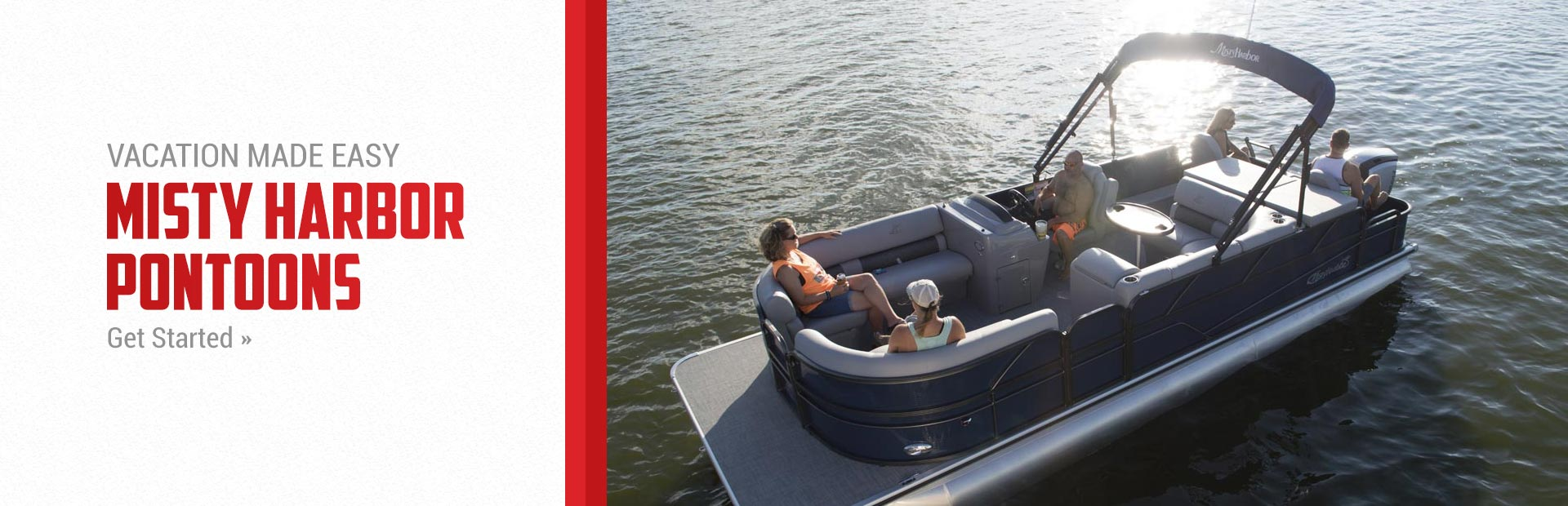 Misty Harbor Pontoons: Click here to view the models.