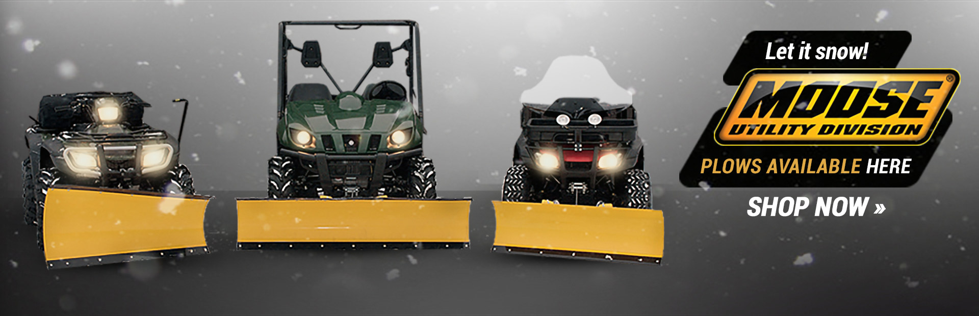 Moose Plows: Click here to shop online.