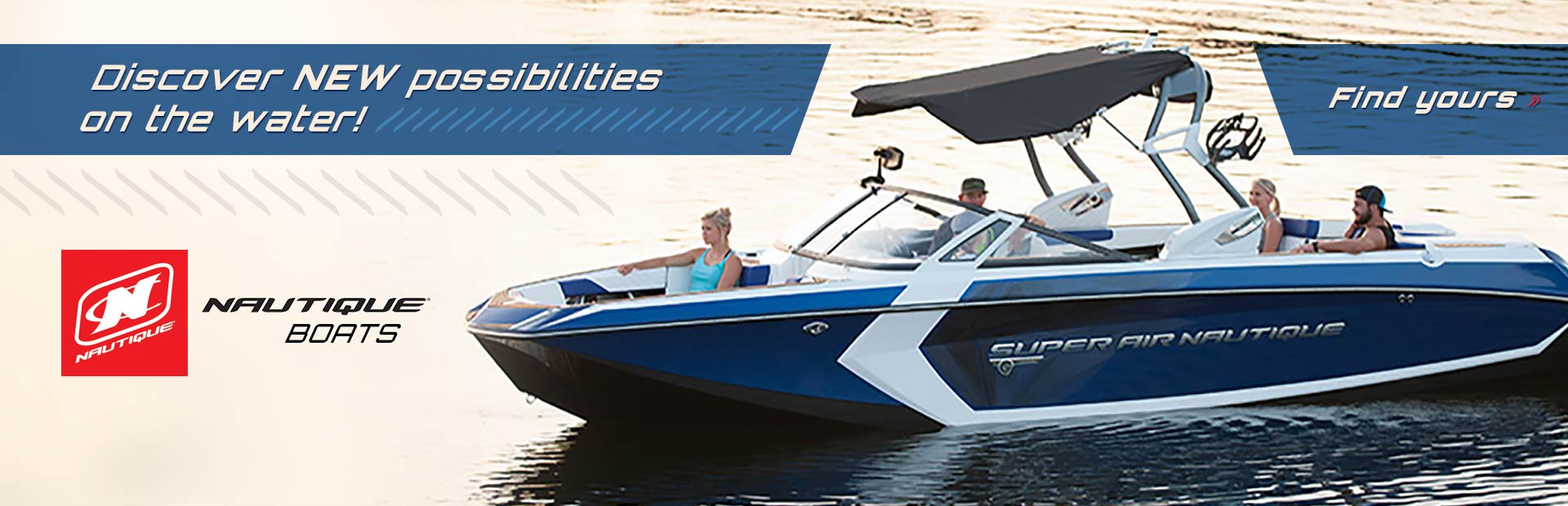 Nautique Boats: Click here to view the models.