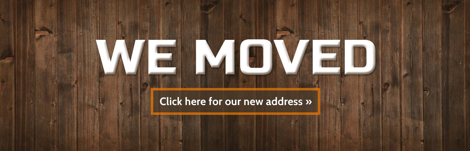 We moved! Click here for our new address.