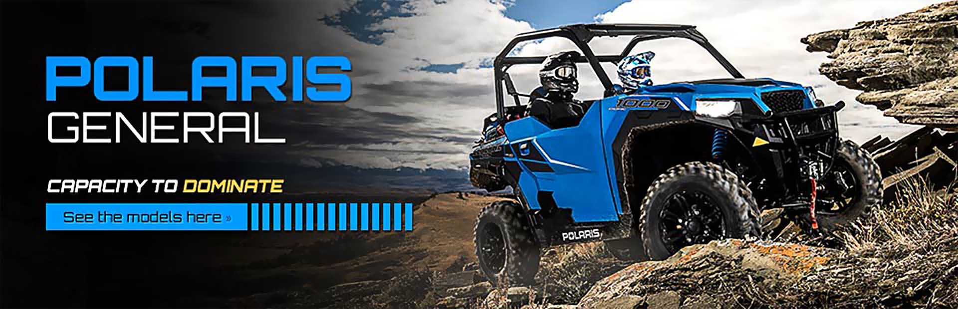 Polaris General: Click here to view our selection!