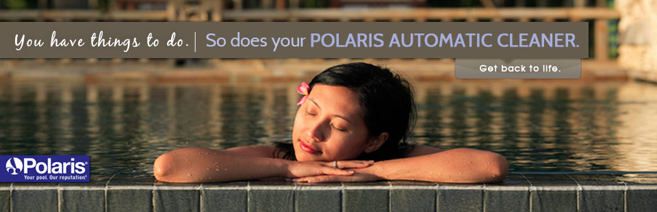Click here to browse Polaris automatic cleaners.