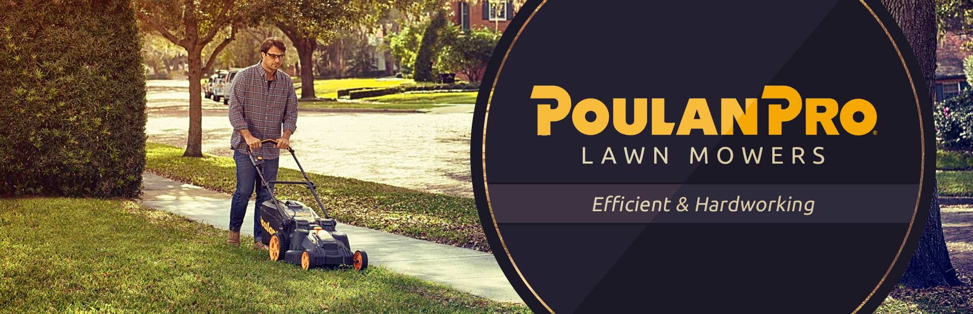 Poulan Pro Lawn Mowers: Click here to view the models.