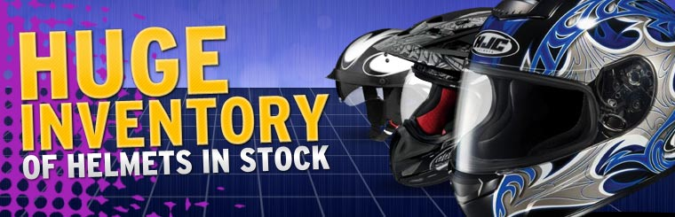 Click here to view our huge inventory of in-stock helmets.
