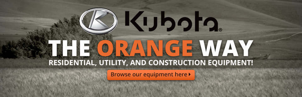 Click here to browse Kubota residential, utility, and construction equipment.