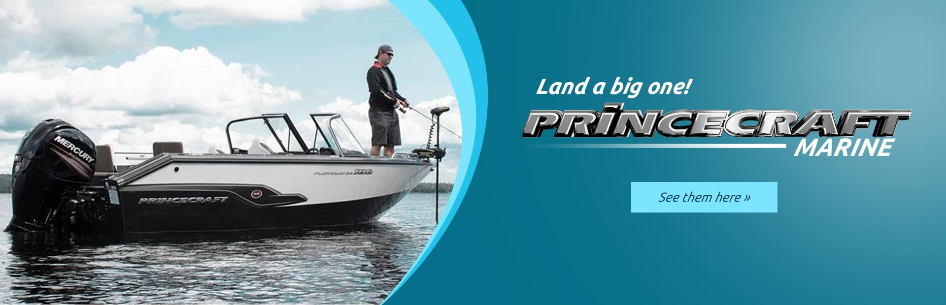 Princecraft Marine: Click here to view the models.