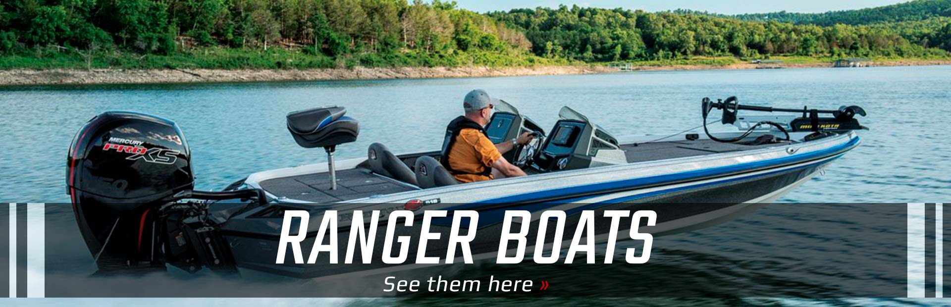 Ranger Boats: Click here to see the models.