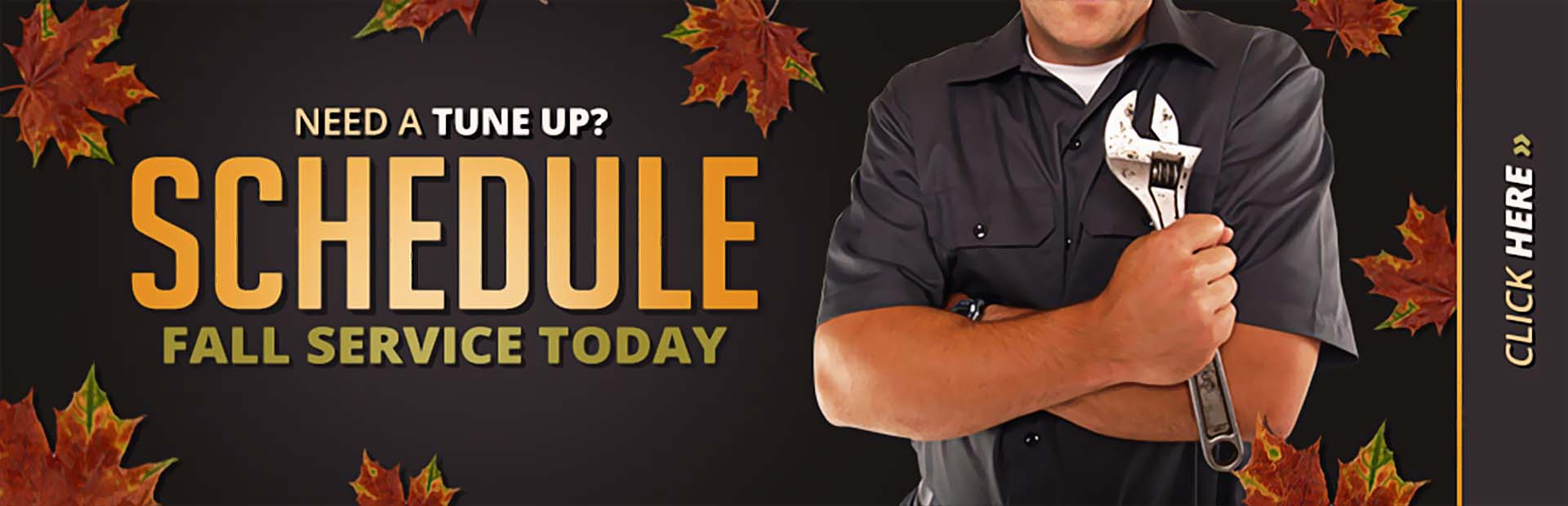 Click here to schedule your fall service today!