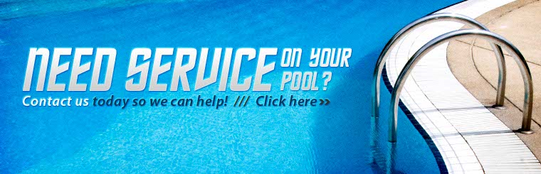 Click here to contact us about pool service.